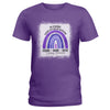 In A World Where You Can Be Anything Epilepsy Awareness Ladies T-shirt