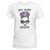 Not Today Epilepsy Awareness Ladies T-shirt