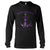 Faith Over Fear Chiari Awareness Long Sleeve T-Shirt