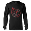 The Strongest People Dyslexia Awareness Long Sleeve T-Shirt