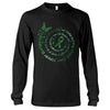 The Strongest People Liver Cancer Awareness Long Sleeve T-Shirt