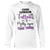 Chiari Awareness Pretty Eyes And Thick Thighs Long Sleeve T-Shirt