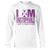 I Am Unstoppable Chiari Awareness Long Sleeve T-Shirt