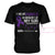 Overdose Awareness Custom Men V-neck T-shirt
