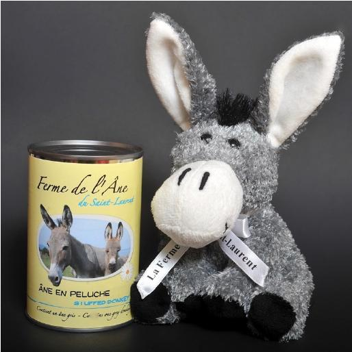 Donkey in Can