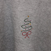 Load image into Gallery viewer, Grey X-Mas Sweater L
