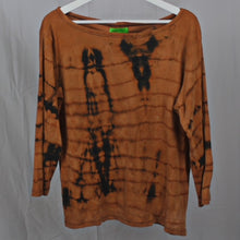 Load image into Gallery viewer, Tie-Dye Longsleeve Top L
