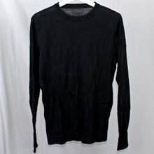 Load image into Gallery viewer, Black Longsleeve M