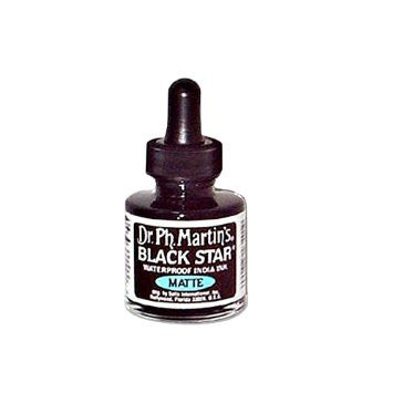 Dr. Ph. Martin's Matte Black Star