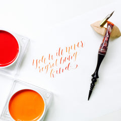 Introduction to Modern Calligraphy (OCT 2017)
