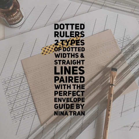 Dotted Ruler