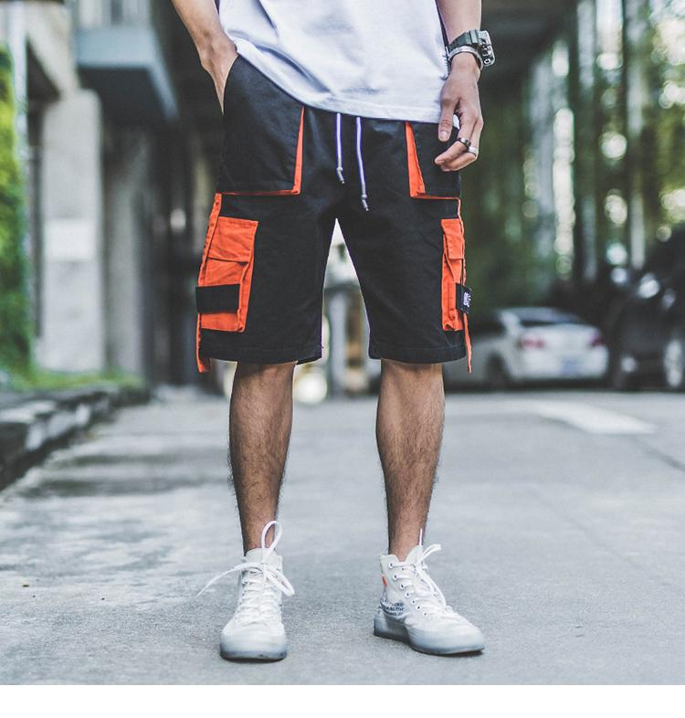 Short Streetwear 'Poketto'