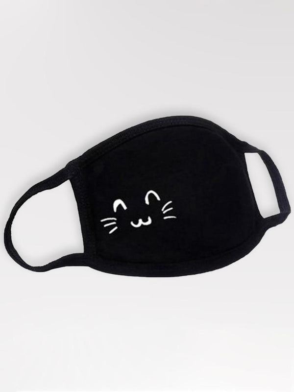 Masque Neko Kawaii 100% Coton