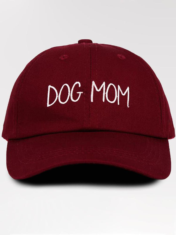 Casquette Cool 'Dog Mom'
