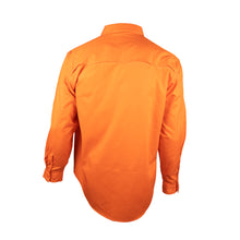 Load image into Gallery viewer, Long Sleeve Light Weight Shirt (BT356) Orange - Ball Tearer