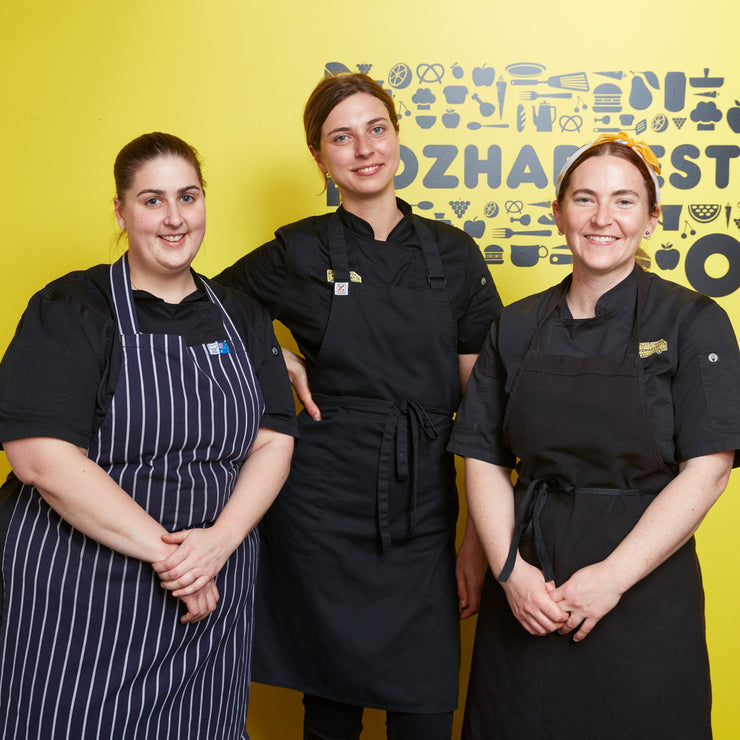 OZHARVEST | Shae, Lauren & Georgie | Sunday May 9