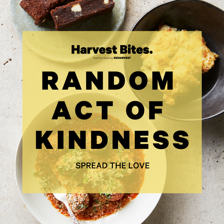 RANDOM ACT OF KINDNESS | Spread the love