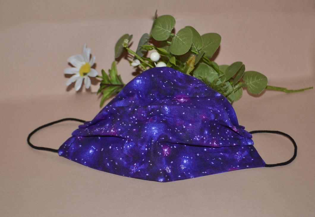 Stargazer Face Mask - Fly Sew Lovely Boutique
