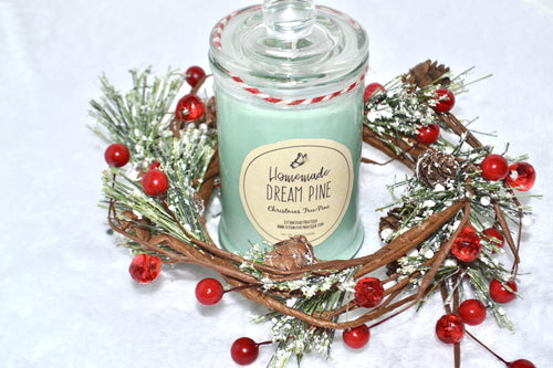 Dream Pine - Pine Soy Candle - Fly Sew Lovely Boutique