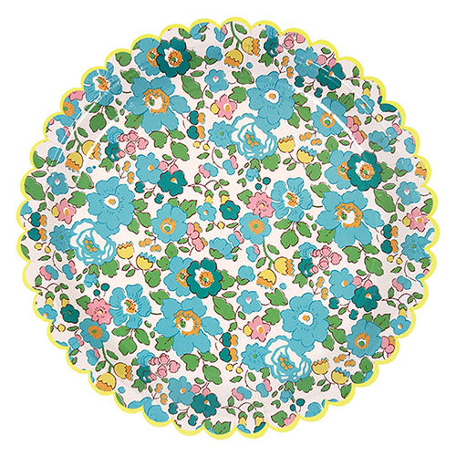 Easter gifts and decorations liberty of london missys liberty large spring plates negle Gallery