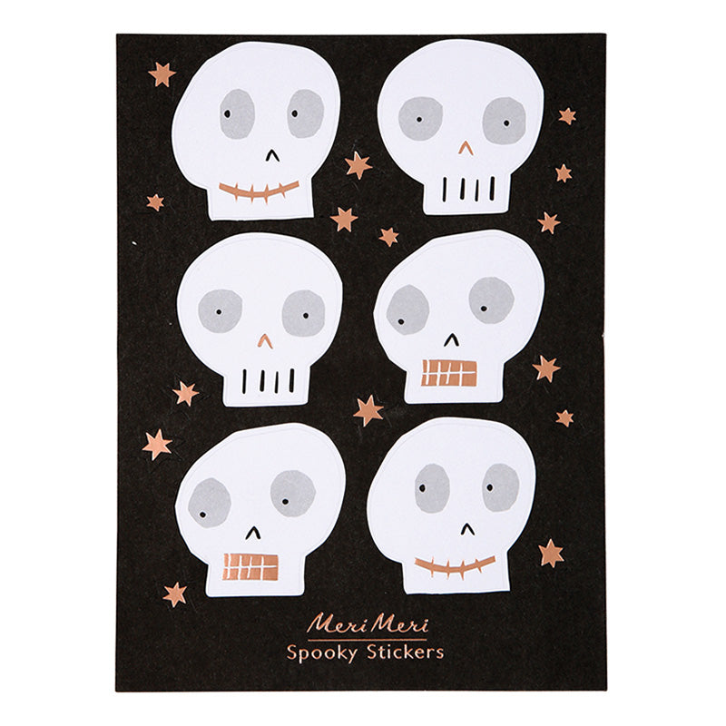 Skeleton Stickers
