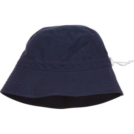 UV 50 Navy Blue Kids Bucket Hat