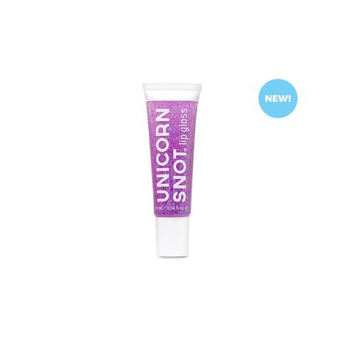 Unicorn Snot Glitter Lip Gloss - Purple