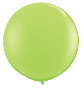 Lime Green 3' Balloon