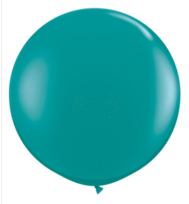 Jewel Teal 3' Balloon
