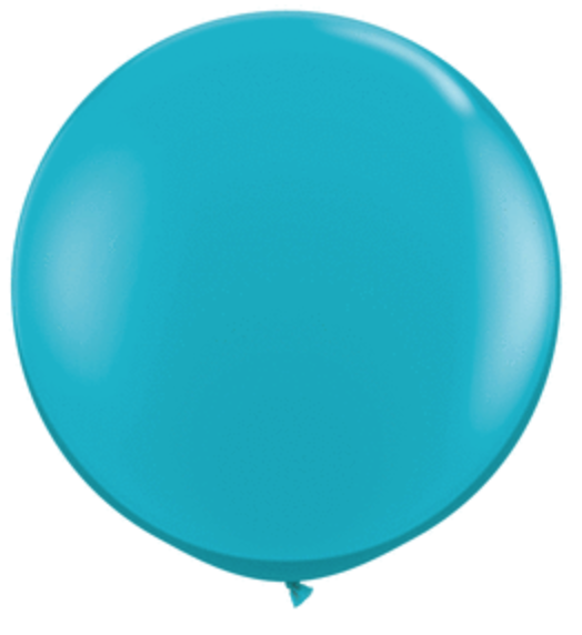 Teal 3' Balloon