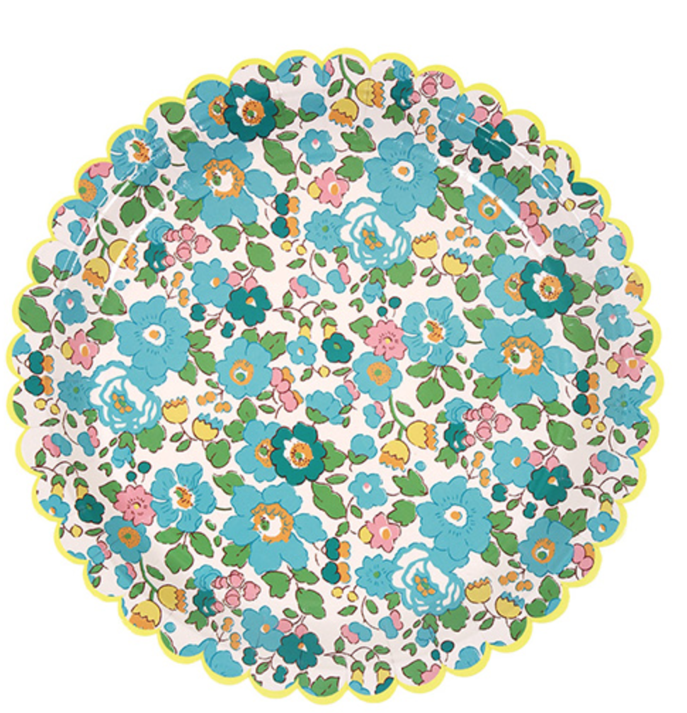 Spring Liberty Large Plates