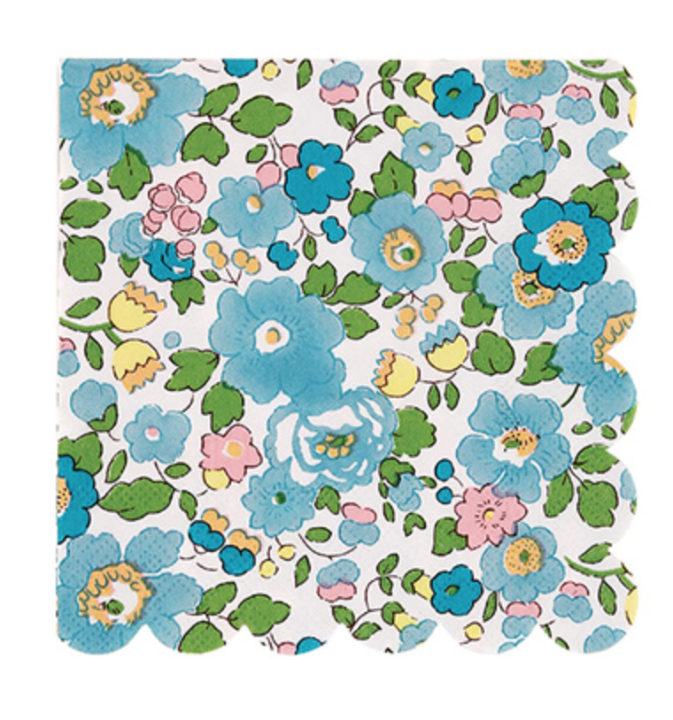 Spring Liberty Small Napkins
