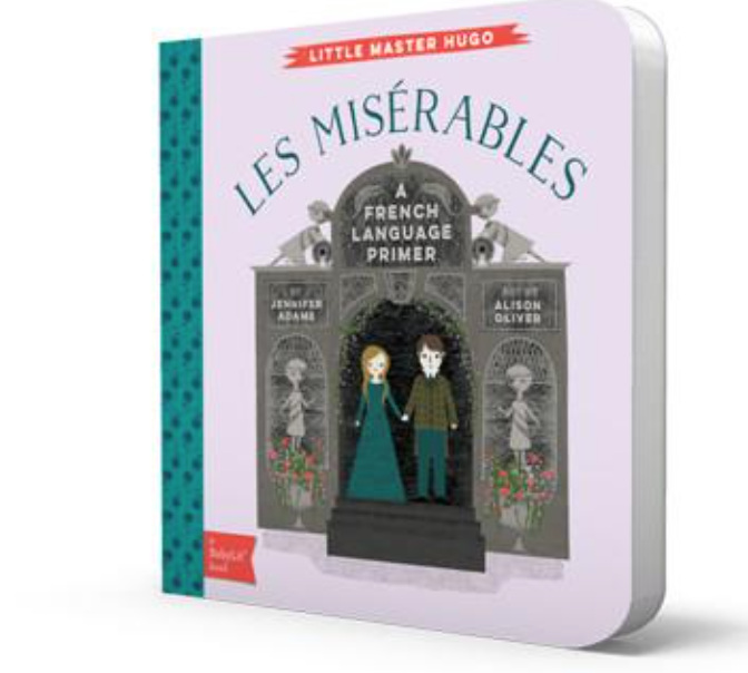 Le Miserables Baby-Lit Board Book