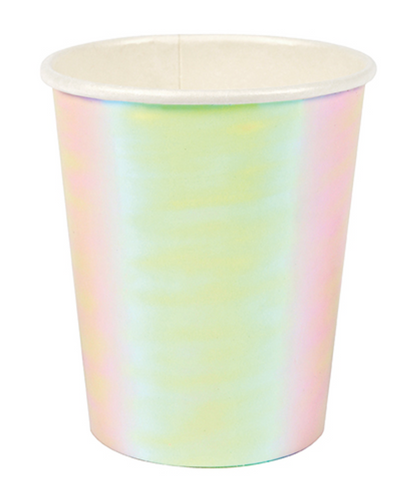 Iridescent Party Cup