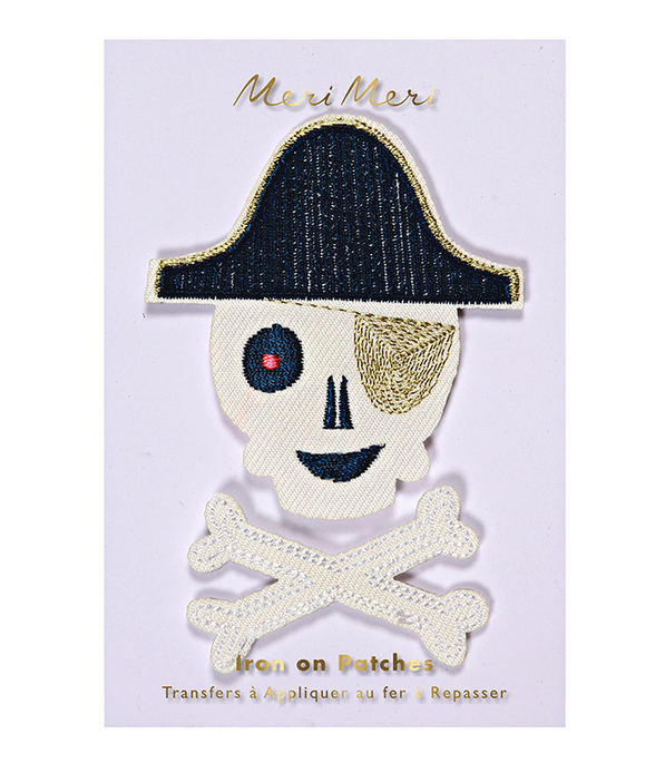 Pirate Patches