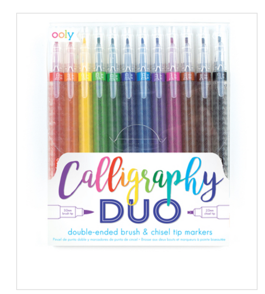 Calligraphy Duo Pen set