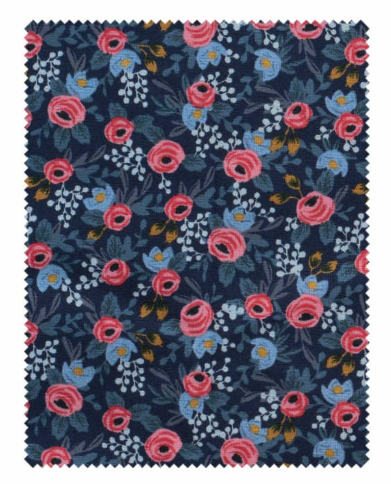 Rifle Paper Fabric - Rosa Pattern