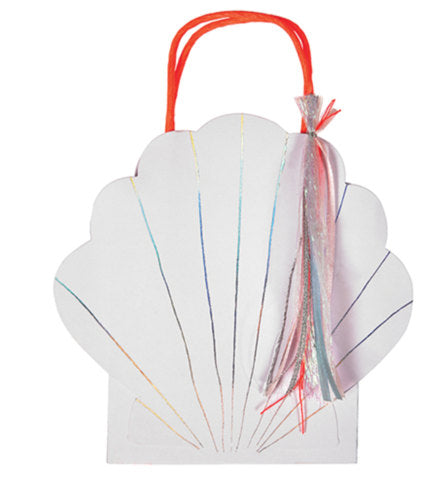 Shell Party Favor Bag