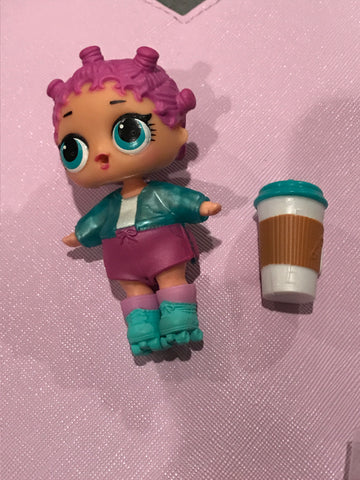 Roller skater LOL Surprise Doll