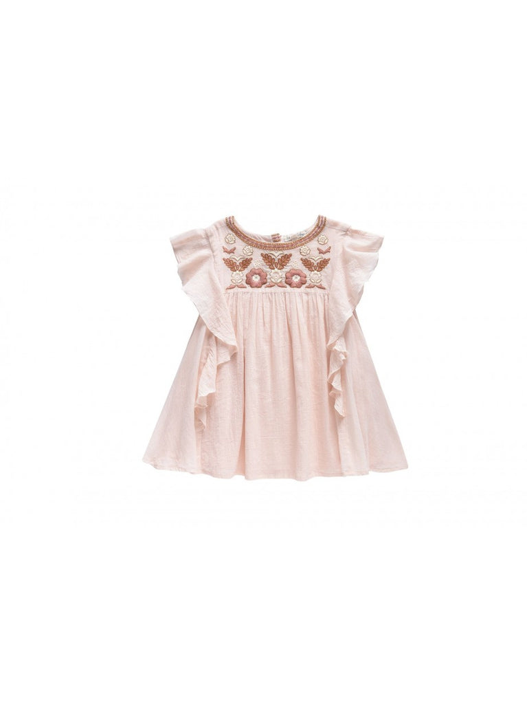 Aurelia Blush Pink Dress