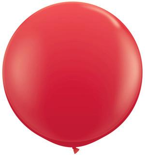 Red 3' Balloon