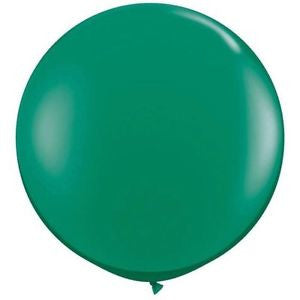 Emerald Green 3' Balloon