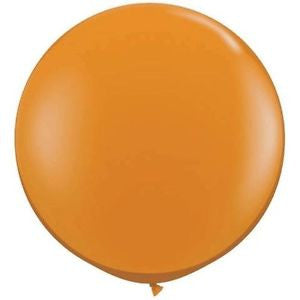 Orange 3' Balloon