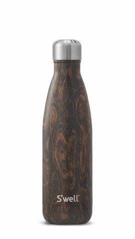 17oz/25oz Wenge Wood S'well Bottle