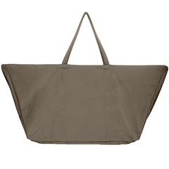 oversized cotton canvas tote bag, beach tote, neutral tote,  large tote