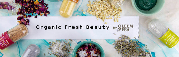 Sign up for our newsletter and get a free guide to organic beauty!