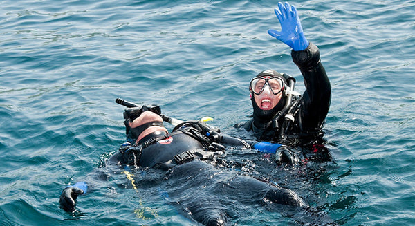 Emergency First Aid Course for Scuba Divers