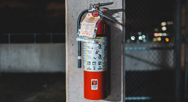 Fire Safety In The Workplace Blog