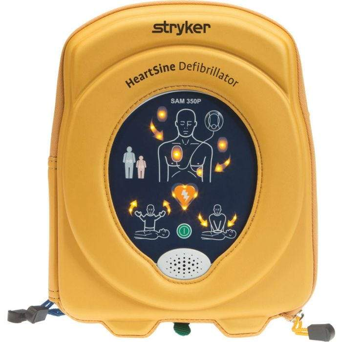 Heartsine Samaritan PAD 360P Fully Automatic Defibrillator with Gateway