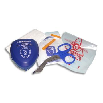 Heartsine Samaritan PAD 500P Semi Automatic Defibrillator with Gateway Indoor Package